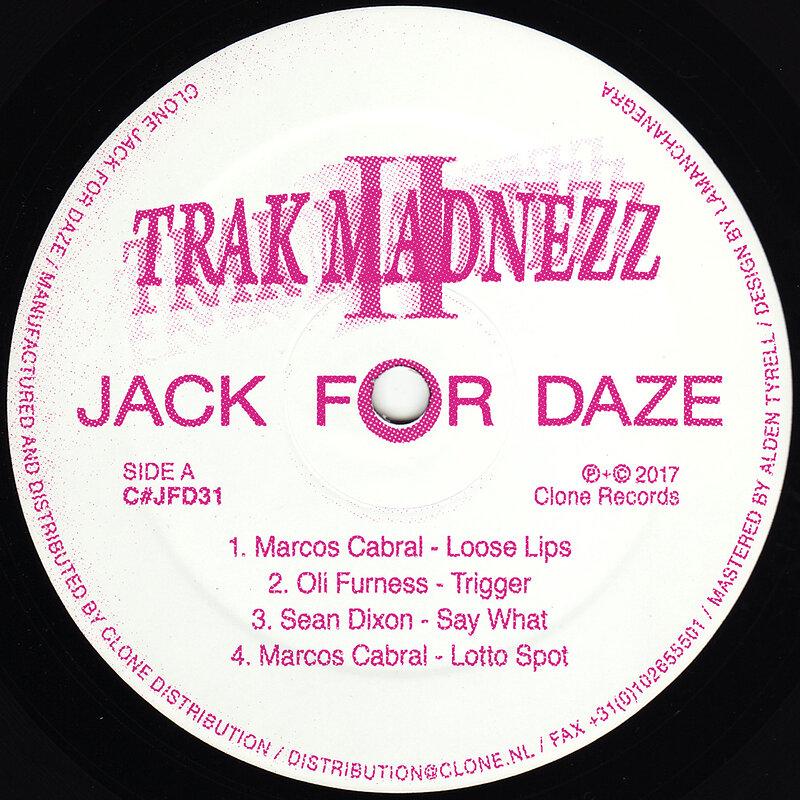 Cover art - Various Artists: Trak Madnezz II