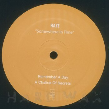 Cover art - Haze: Somewhere In Time