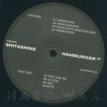 Cover art - Shit And Shine: Hamburger