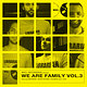 Cover art - Various Artists: We Are Family Vol.3 EP