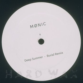 Cover art - Mønic: Deep Summer
