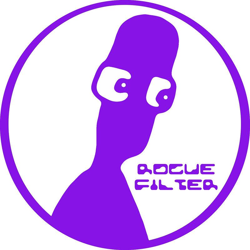 Cover art - Rogue Filter: Bot Wars