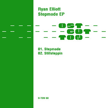 Cover art - Ryan Elliott: Stepmode