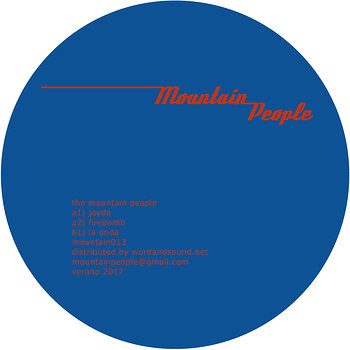 Cover art - The Mountain People: Mountain People 13