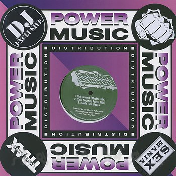 Cover art - Electro Force: Electro Force
