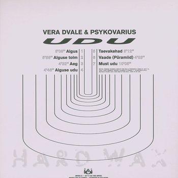 Cover art - Vera Dvale & Psykovarius: Udu