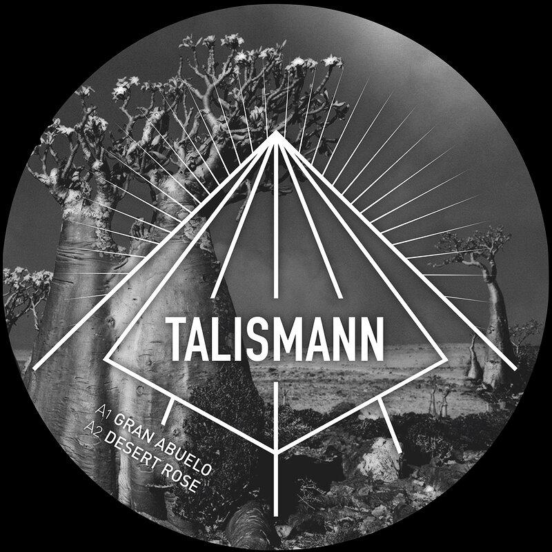 Cover art - Talismann: Gran Abuelo