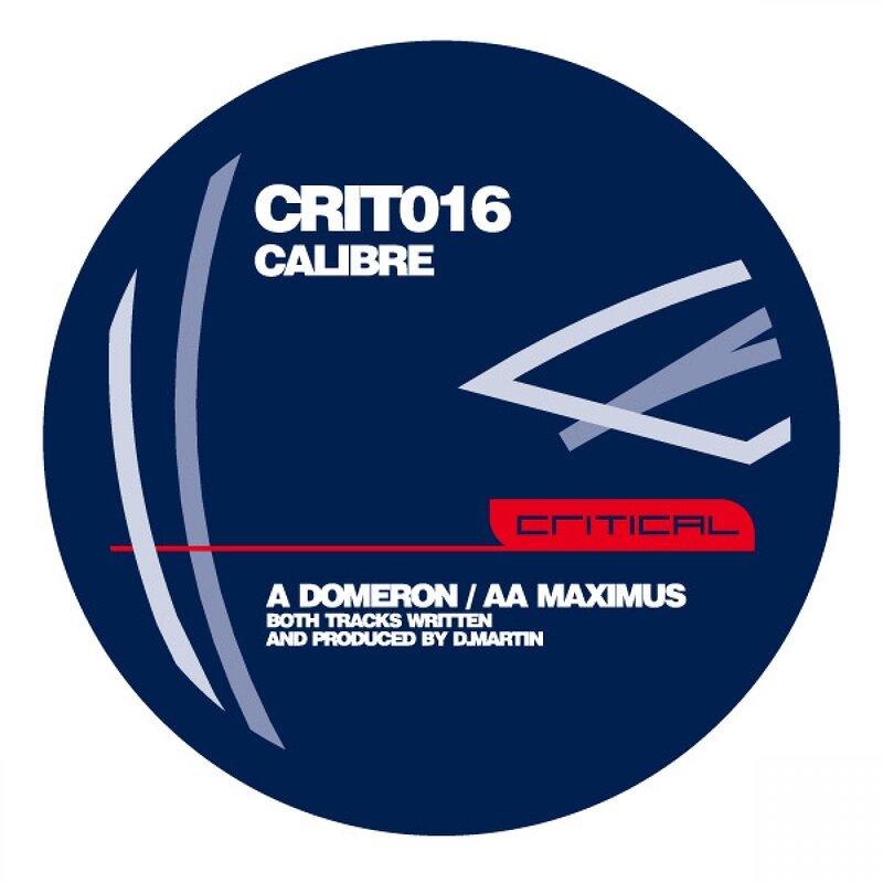 Cover art - Calibre: Domeron / Maximus