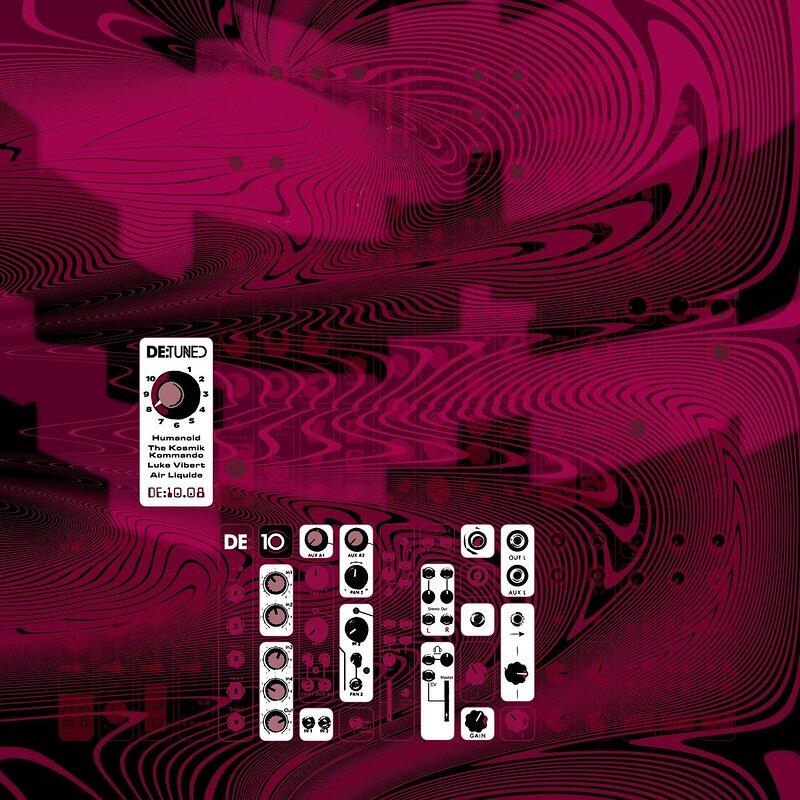 Cover art - Various Artists: DE:10.08