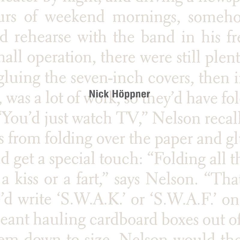 Cover art - Nick Höppner: Red Hook Soil EP