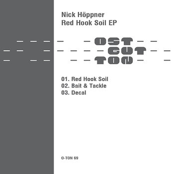 Cover art - Nick Höppner: Red Hook Soil EP