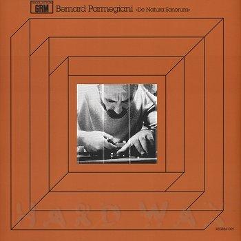 Cover art - Bernard Parmegiani: De Natura Sonorum