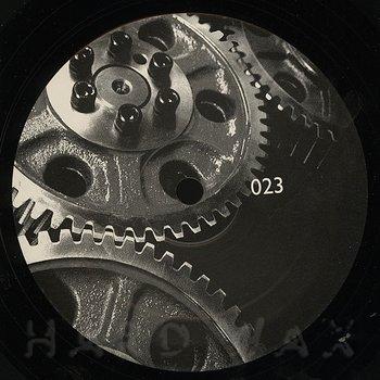 Cover art - Paul Mac: Shot Through EP