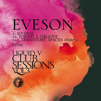 Cover art - Eveson: So Fine / Found a Groove