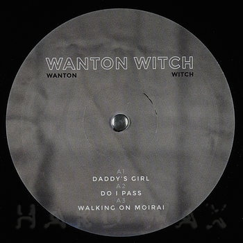 Cover art - Wanton Witch: Wanton Witch