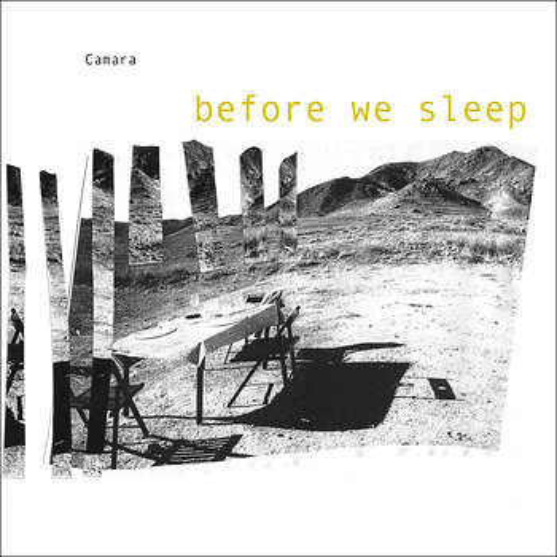 Cover art - Camara: Before We Sleep