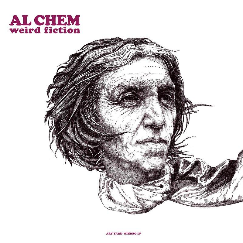 Cover art - Al Chem: Weird Fiction