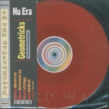 Cover art - Nu Era: Geometricks EP