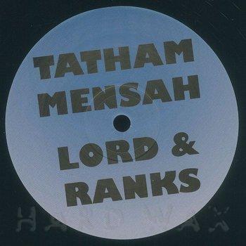 Cover art - Tatham, Mensah, Lord & Ranks: Simmering