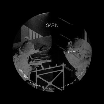 Cover art - Sarin: Shifting Allegiance