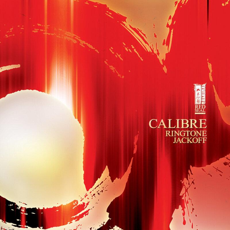 Cover art - Calibre: Ringtone
