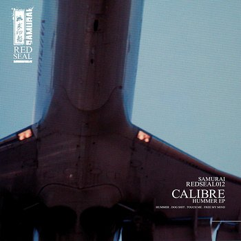 Cover art - Calibre: The Hummer EP