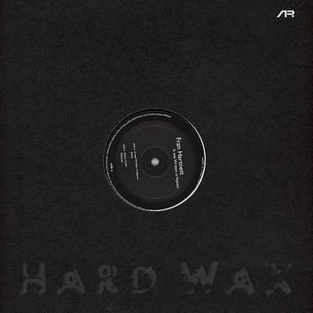 Cover art - Fran Hartnett: It Was Written In Vapour EP