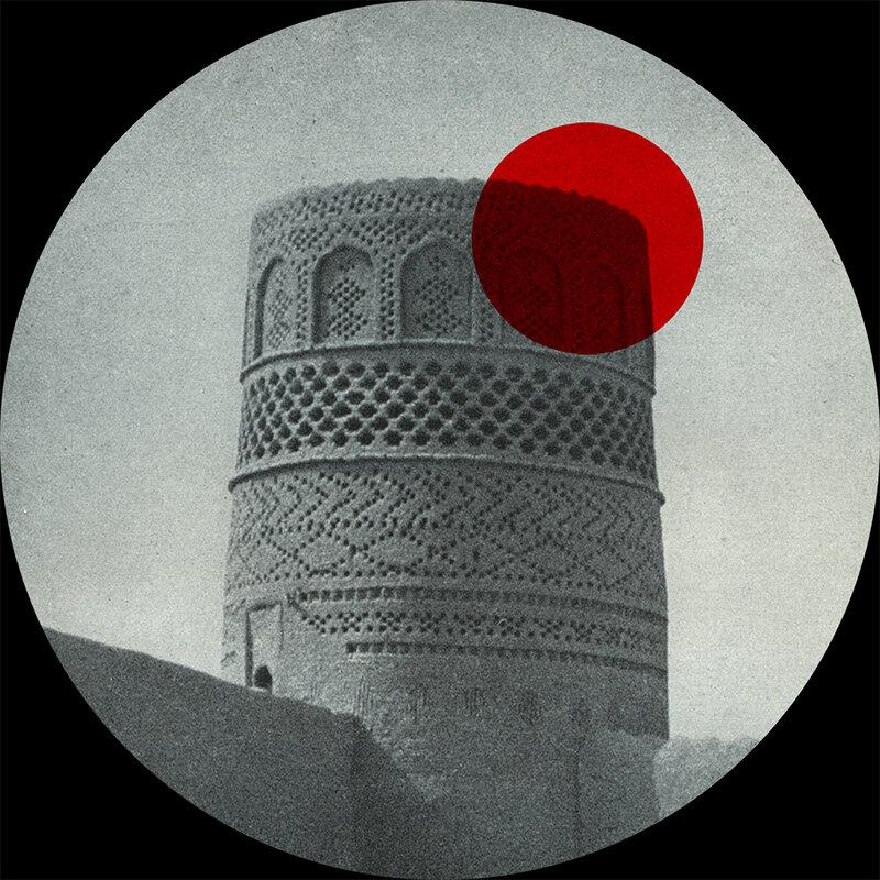 Cover art - Tolga Fidan: Berg