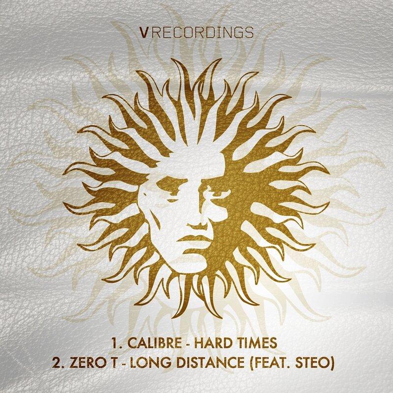 Cover art - Calibre, Zero T: Hard Times / Long Distance