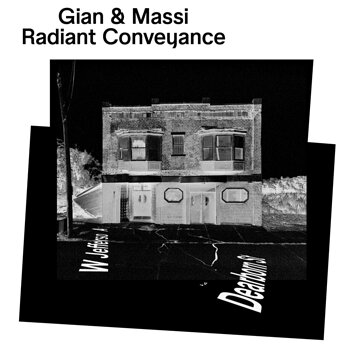 Cover art - Gian & Massi: Radiant Conveyance
