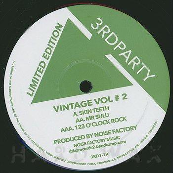 Cover art - Noise Factory: Vintage Vol #2