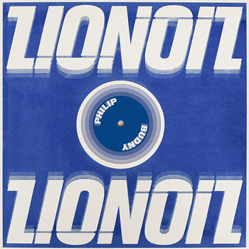Cover art - Philip Budny: Lionoil EP