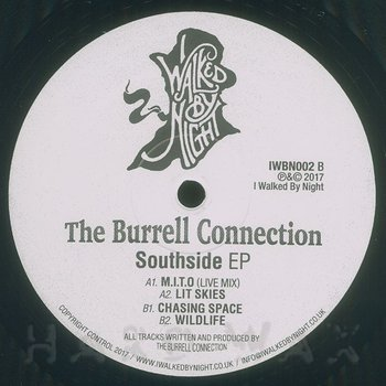 Cover art - The Burrell Connection: Southside EP