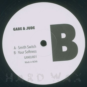 Cover art - Gabe & Jude: Smith Switch
