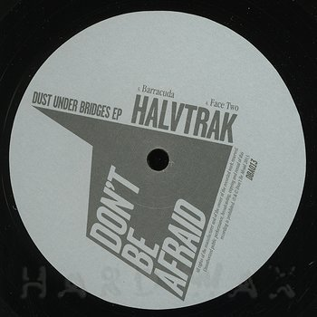 Cover art - Halvtrak: Dust Under Bridges EP