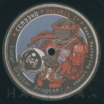 Cover art - Cem 3340: Polaris 1°