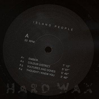 Cover art - Island People: Island People
