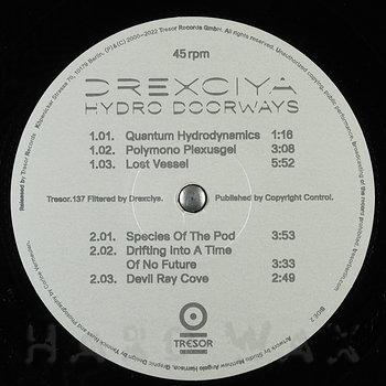 Cover art - Drexciya: Hydro Doorways