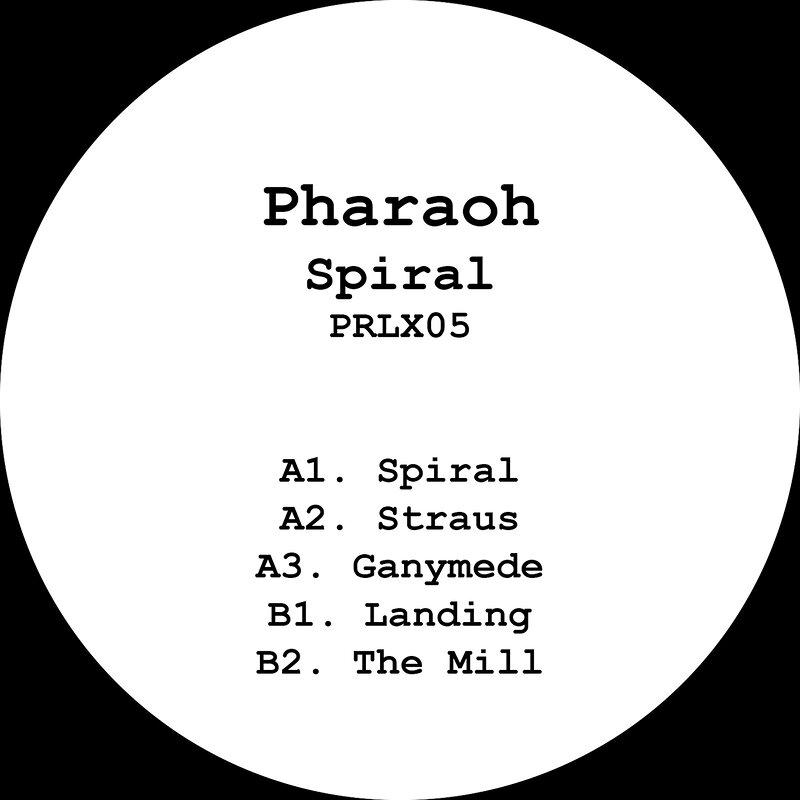 Cover art - Pharaoh: Spiral