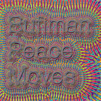 Cover art - Bufiman: Peace Moves EP