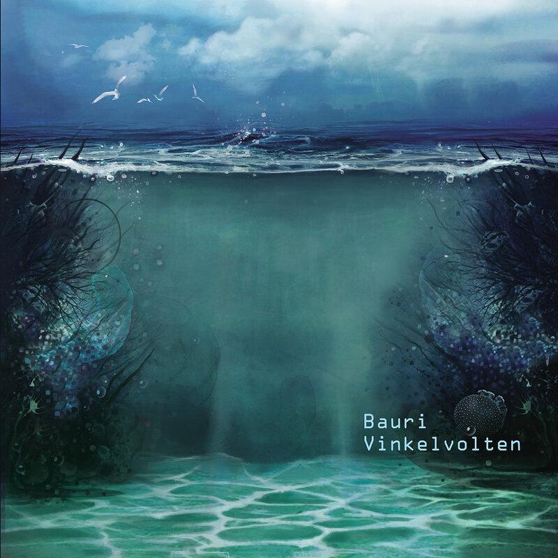 Cover art - Bauri: Vinkelvolten