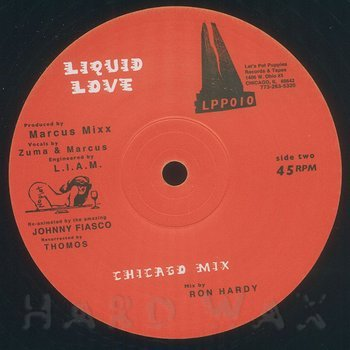 Cover art - Marcus Mixx: Liquid Love