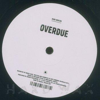 Cover art - Radio Slave: Overdue
