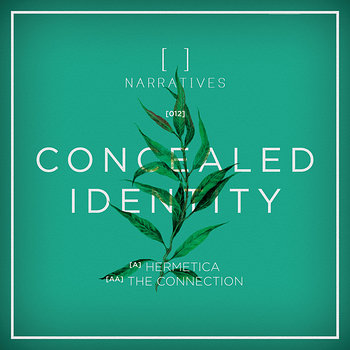 Cover art - Concealed Identity: Hermetica