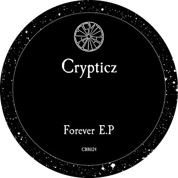 Cover art - Crypticz: Forever EP