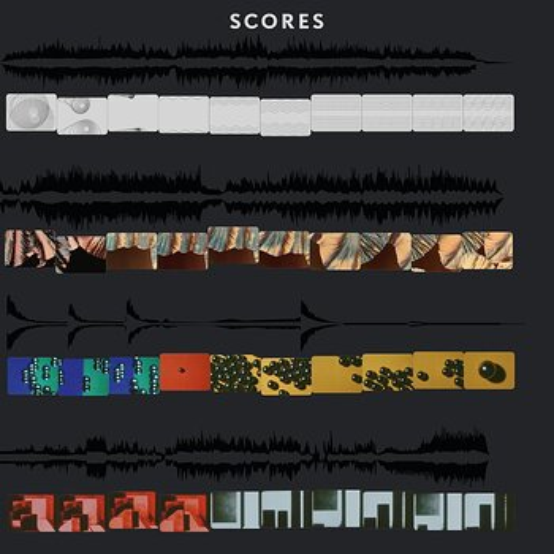 Cover art - Various Artists: Scores