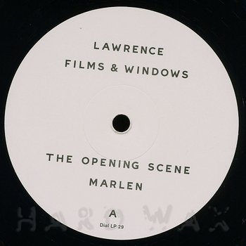 Cover art - Lawrence: Films & Windows