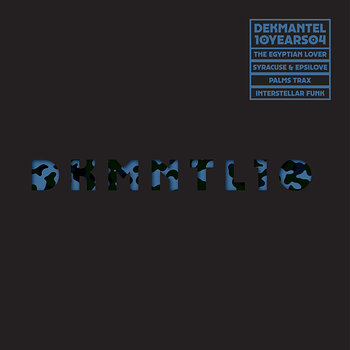 Cover art - Various Artists: Dekmantel 10 Years 04