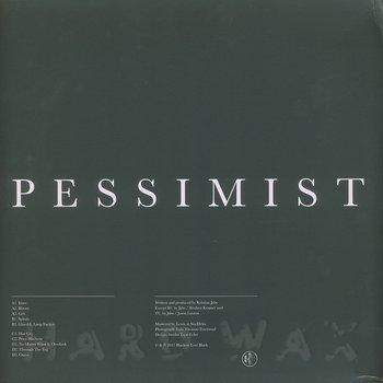 Cover art - Pessimist: Pessimist