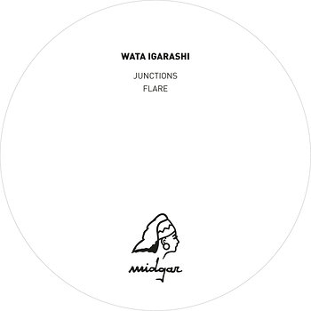 Cover art - Wata Igarashi: Junctions EP